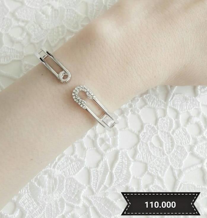 Gelang - Hole White Gold Cartier Bracelet