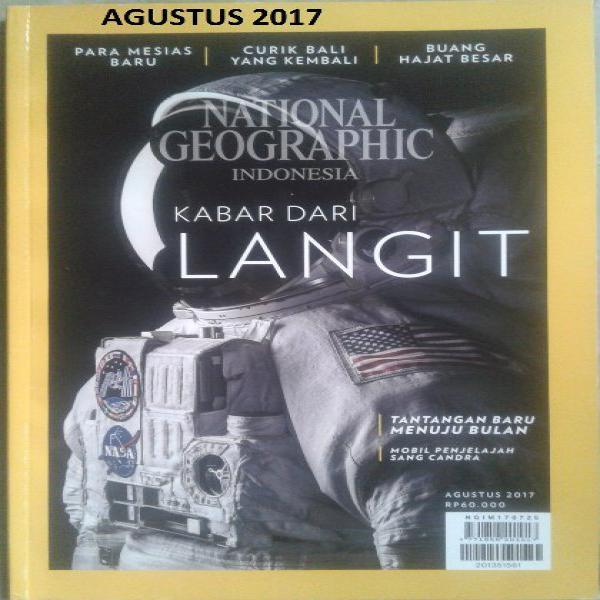 Majalah National Geographic Indonesia