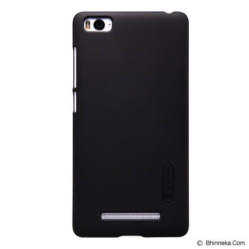 Nillkin Xiaomi Mi4i / Mi4C Case Frosted Shield Hard Back Cover for Xiaomi Mi4i / Mi4C - Hitam - Murah