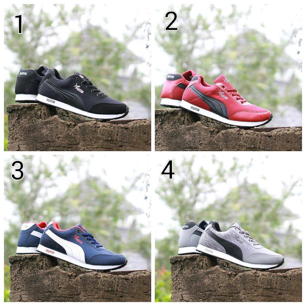 Puma Sepatu Sneaker R698 Progressive 36204601 - Daftar Harga Terbaru ... c79537626c