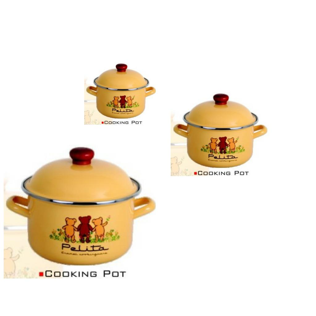 Cooking pot 20 Cm Beard Collection