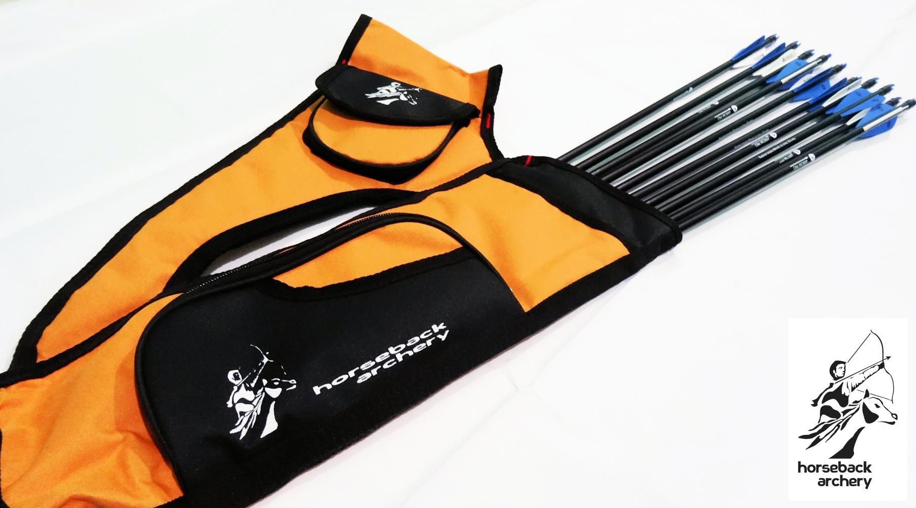 Jualan Promo Mainan Olahraga Memanah Panah Panahan Edukasi Ukuran Anak Quiver Pinggang Tas Ringan Nyaman Dipakai Latihan