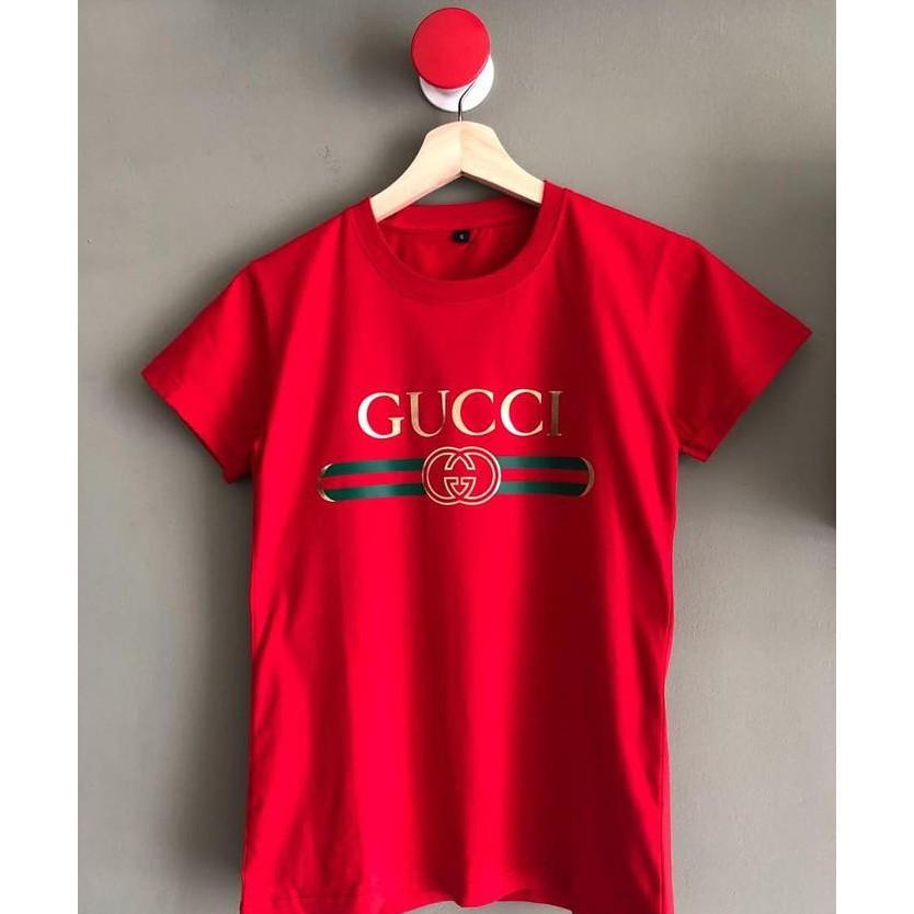 BEST SELLER Kaos Gucci Gold Dewasa MMDCCLXXVII