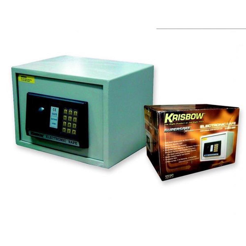 Brankas Krisbow 250X350X250MM KW2000680 Terlaris