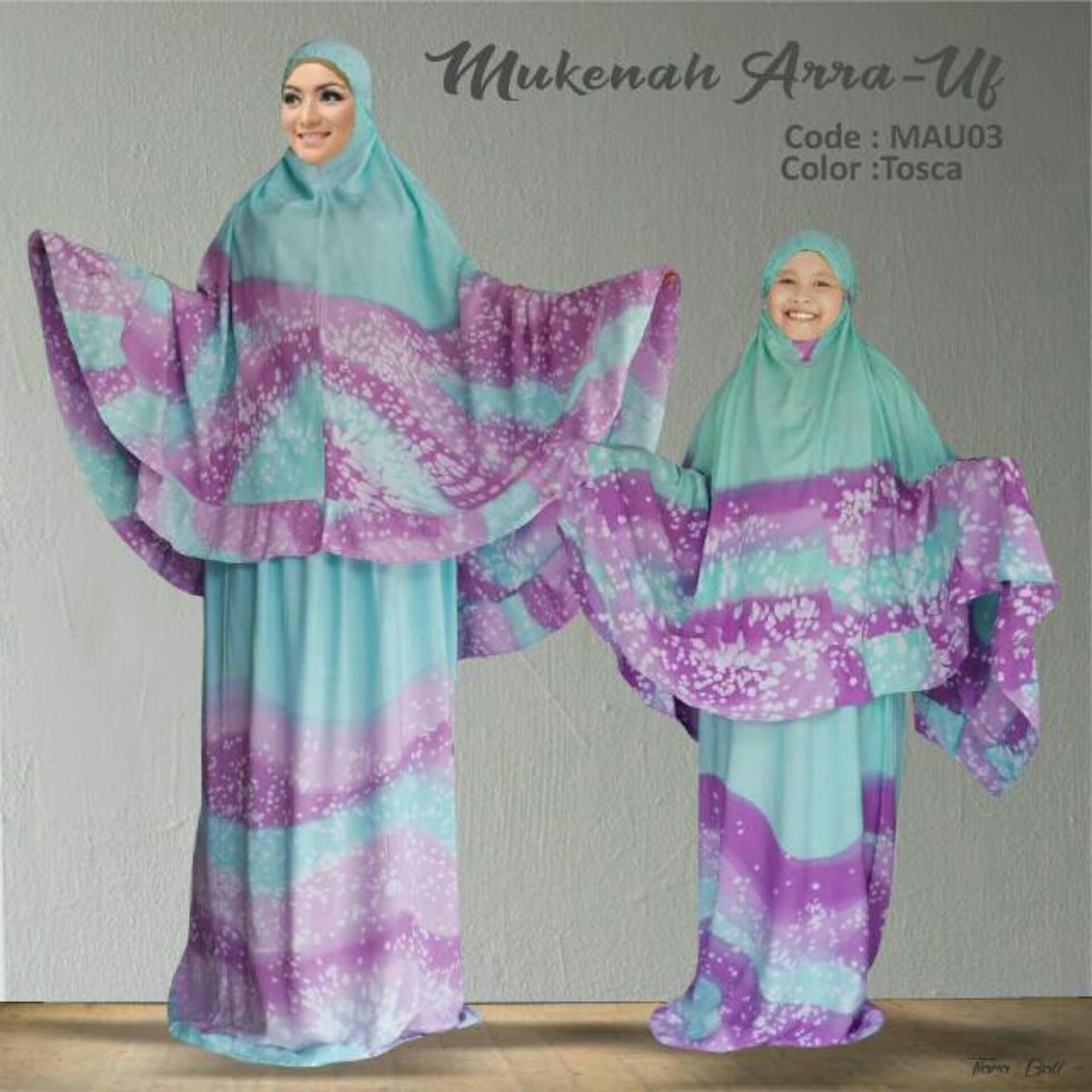 Mukena Couple Arra-Uf Tosca