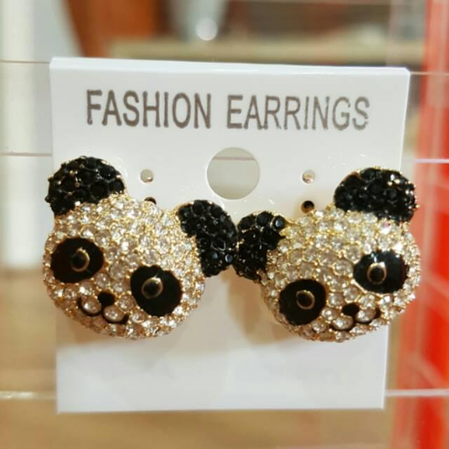 Anting Swarovski Premium/Anting Blink/Anting Pesta