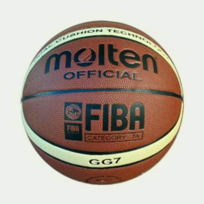 Bola Basket Molten Ori