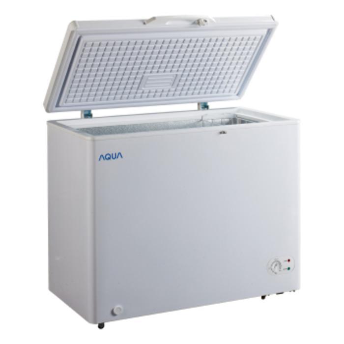 PROMO AQUA Chest Freezer AQF-200(W)*FREE ONGKIR JABODETABEK*
