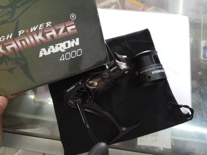 reel pancing kamikaze aaron 4000 - 266j79