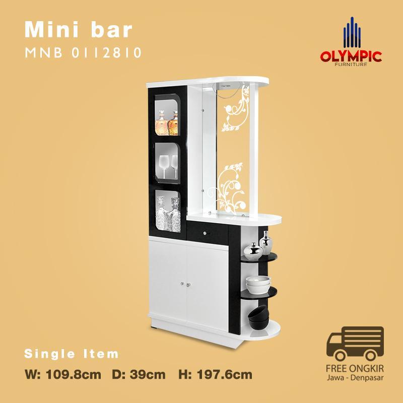 Olympic Mini Bar Penyekat Ruangan - MNB0112810
