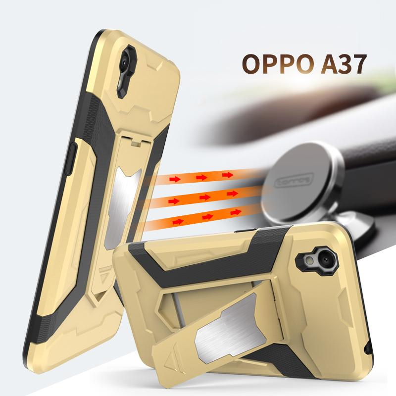 Case Iron Man for OPPO A37 / Oppo Neo 9 Robot Transformer Ironman Limited - 2