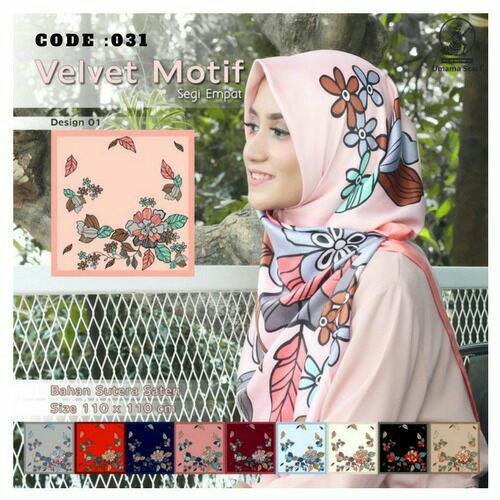 Hijab Murah Segi Empat / Kerudung Segi Empat / Jilbab Segi Empat
