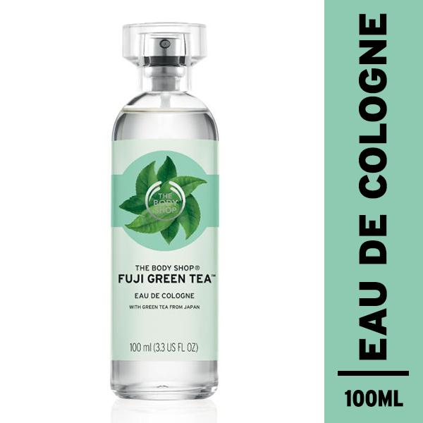 The Body Shop  Fuji Green Tea Eau De Cologne 100ml