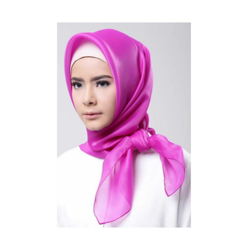 Rp 67.800 TotallyGreatShop Hijab Jilbab Premium Kondangan Pesta mewah Organza Silk Kekinian ...
