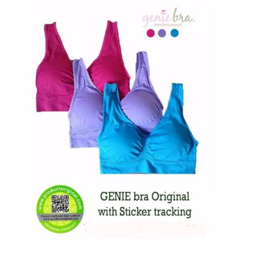 Genie Bra Summer Original Japan 1 Box isi 3 Pcs