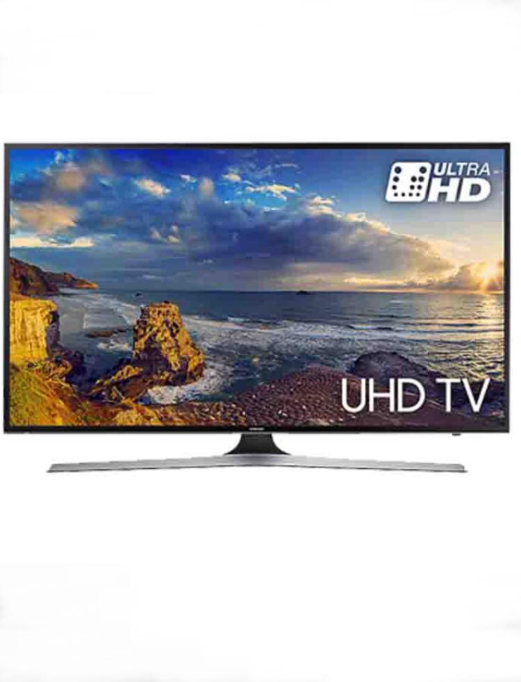 SAMSUNG UHD SMART TV 40 inch - 40mu6100