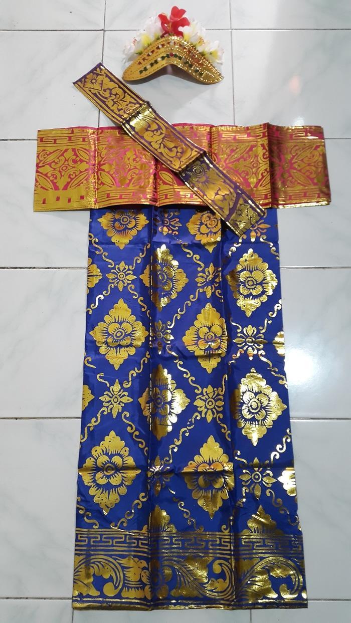 Baju adat bali anak / pakaian baju adat tradisional bali anak