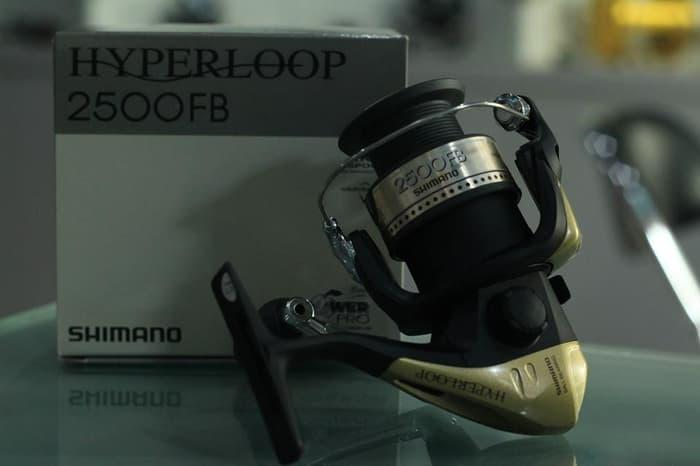 BEST SELLER!!! Reel Shimano Hyperloop 2500FB - mUXYzd