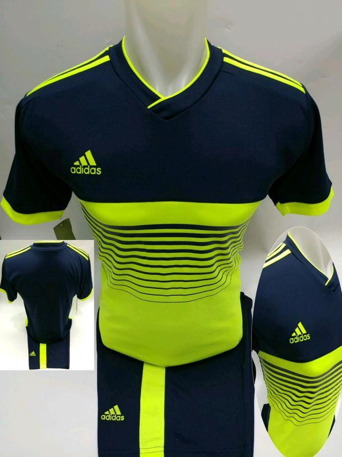 Baju Bola / Kaos Bola / Jersey Setelan Futsal & Sepakbola J00066 - qDK4l6
