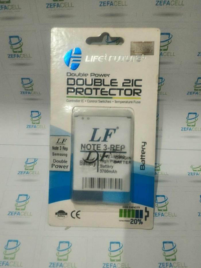 Battery Samsung Note 3  Batre  Baterai Samsung Replika