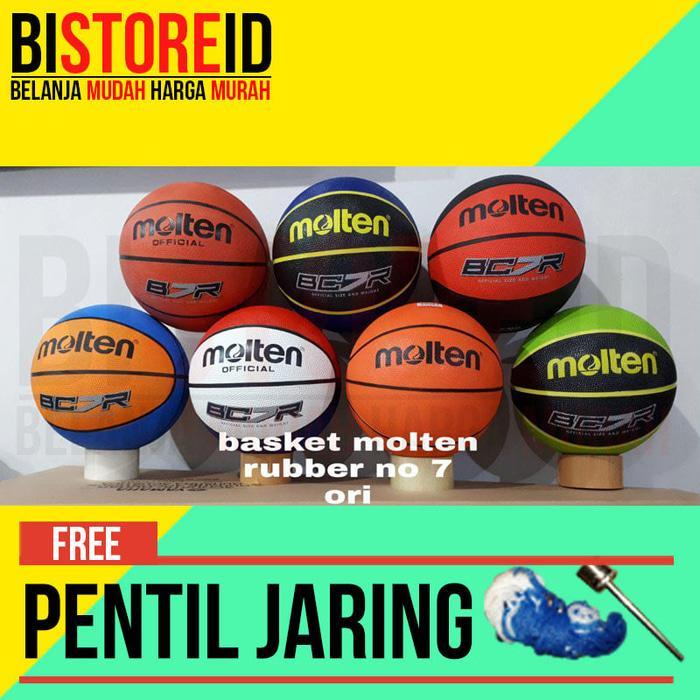 Bola Basket Molten BC7R Warna Meriah Original PROMO