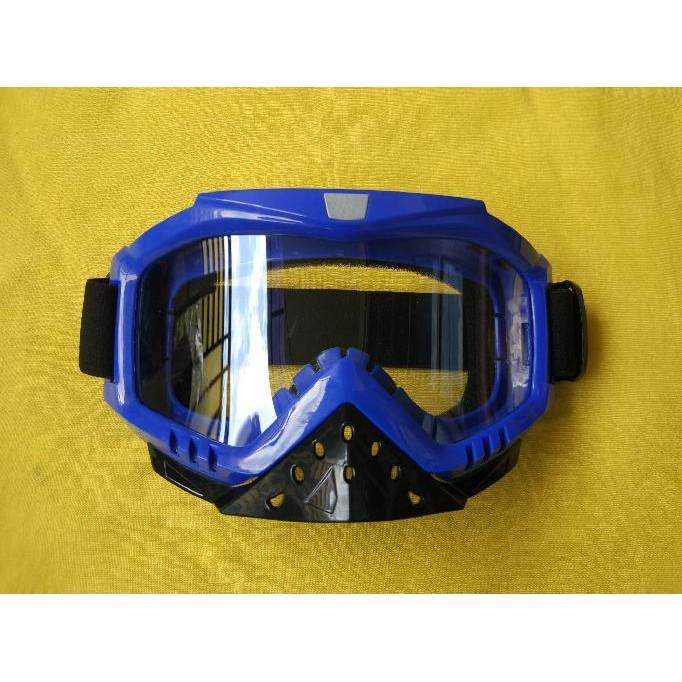 Goggle Kaca Mata Kacamata Helm Motor Cross Trail 2.0 - Mjg