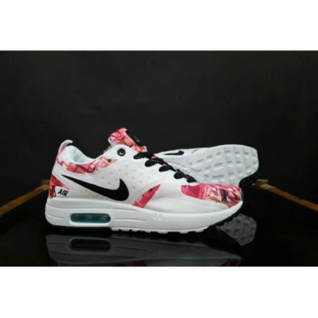 Sepatu nike BEST SELLER air max zero cewe PREMIUM putih sport olahraga gym fitnes sport running lari