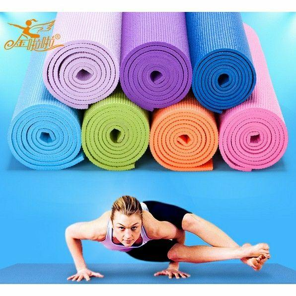 New Matras Yoga Ternyaman - Cuci Gudang Matras Yoga Best Seller - Jual Matras Yoga Terlaris - Matras Olahraga Kece - Matras Yoga Anti Slip