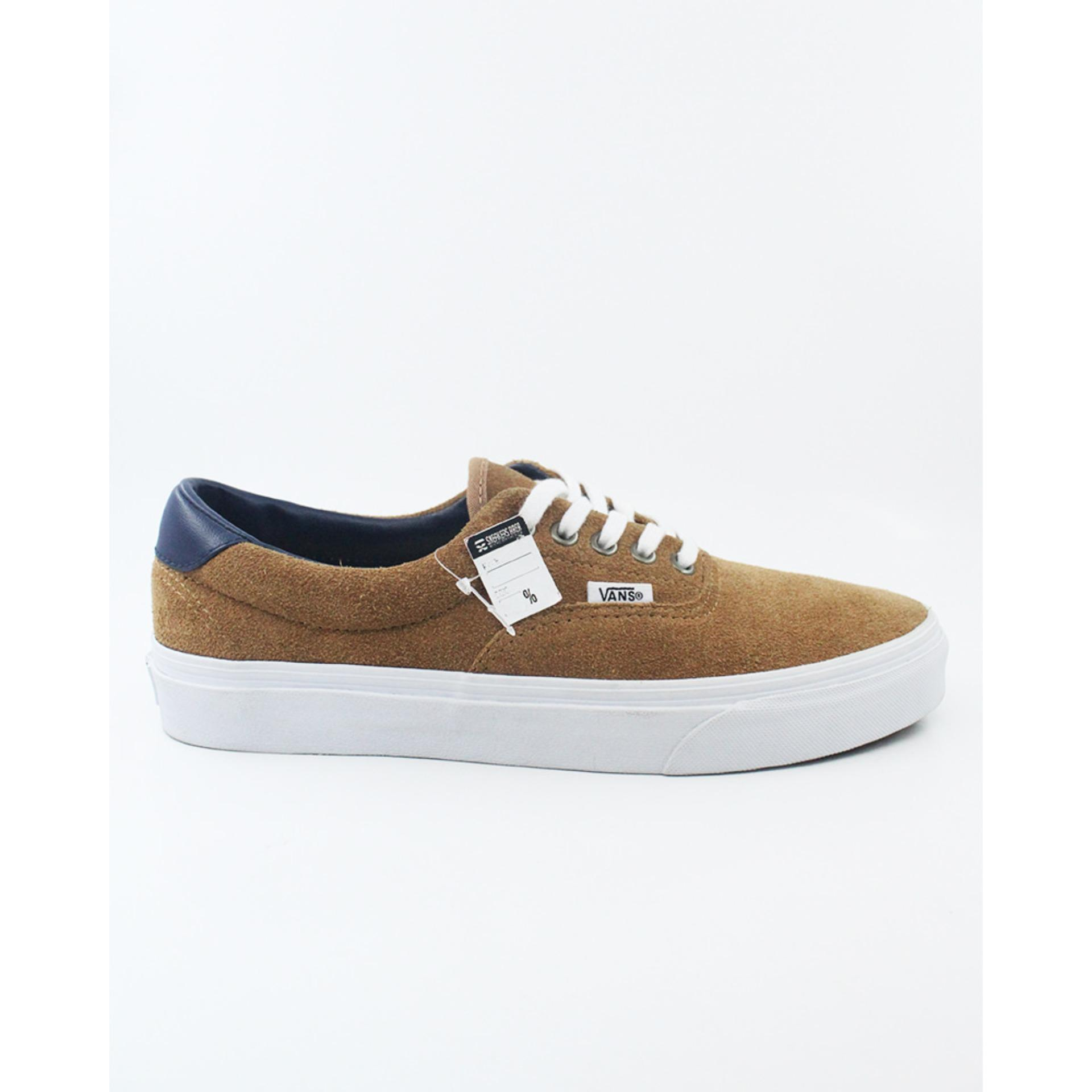 Vans Era 59 Suede Leather Sepatu Sneakers Pria