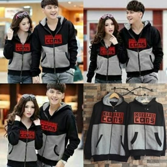 Jaket Couple Terbaru - Jaket Couple Bomber - Jaket Couple Pasangan - Sweater Couple - Jaket