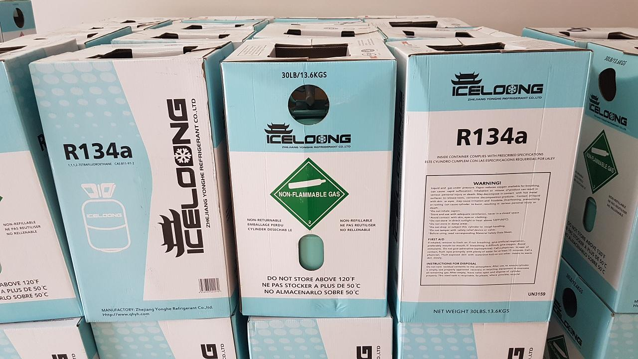 FREON R134A ICE LOONG REFRIGERANT