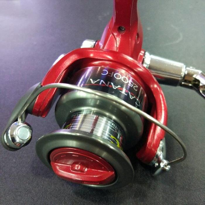 REEL SHIMANO CATANA 2500 FC - rT3byP