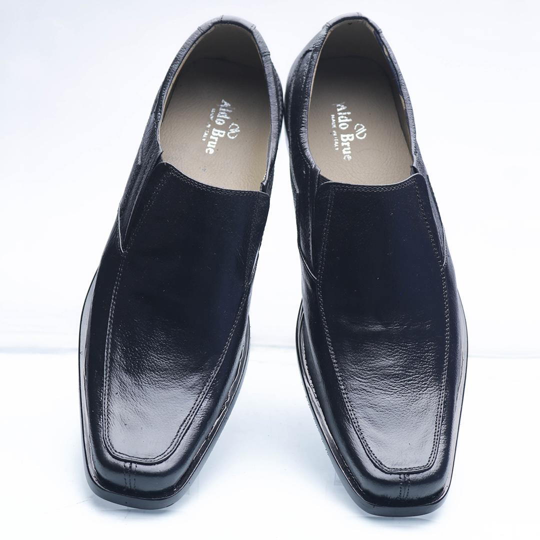 ... Sepatu Pria Pantofel Kulit Asli Model Formal Termurah L-802HT - 3 ... 7bf3bbfc10