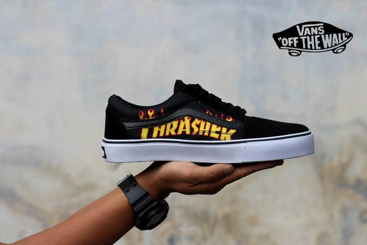 PROMO SEPATU PRIA VANZ CASUAL starwars sneakers pria Kets Casual Fashion 51e7de320a