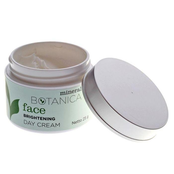 Facial Care Mineral Botanica Brightening Day Cream 25gr  - Ter Murah