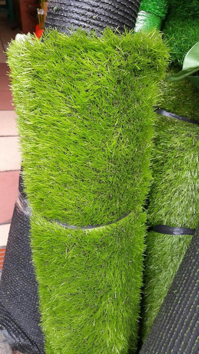 jual karpet rumput sintetis / artificial / palsu / tiruan / meteran - GD92gB