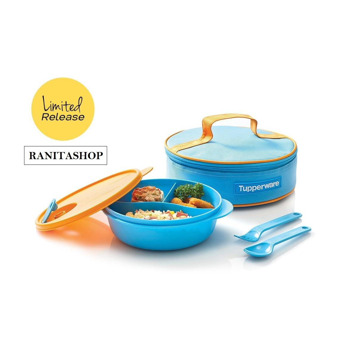 Tupperware Crystalwave Lunch Set (1PCS)