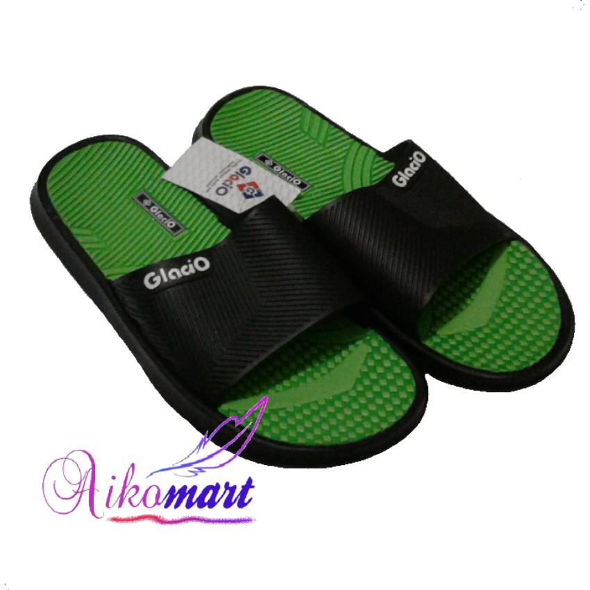 Aikomart Sandal Pria Glacio Sandal Slop Karet