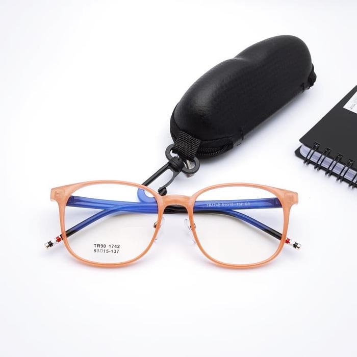 Frame Kacamata Wanita Stevani Am-4964 Super + Cairan Pembersih