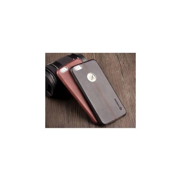 Iphone 7 PLUS Vorson Leather Case Casing Cover