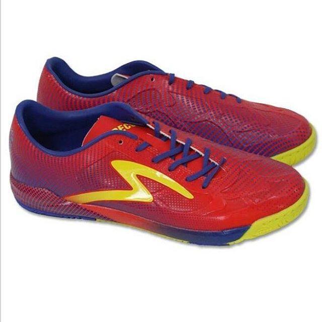 Specs Swervo Thunderbolt In | Sepatu Futsal