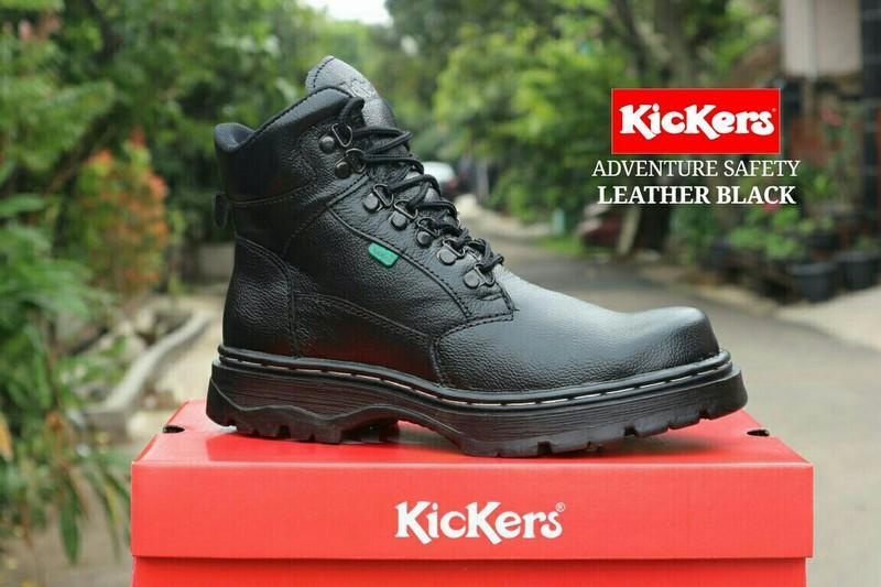 Sepatu Safety Spark Boots Sepatu Boots V 515 Sepatu Boots Untuk Kasual dan Formal - Hitam  Sepatu Boots Caterpillar Ujung Besi Sefty Safety Raindoz Sepatu Boots Fashion Bikers Motor Casual Trendy RJM516 - Brown