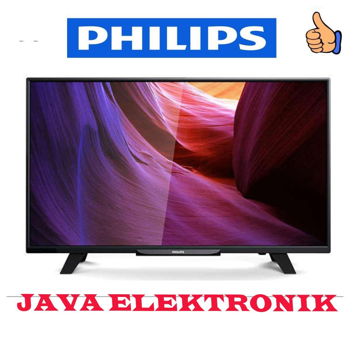 Philips 24PHA4003 Slim LED Tv - 24 Inch usb movie garansi resmi