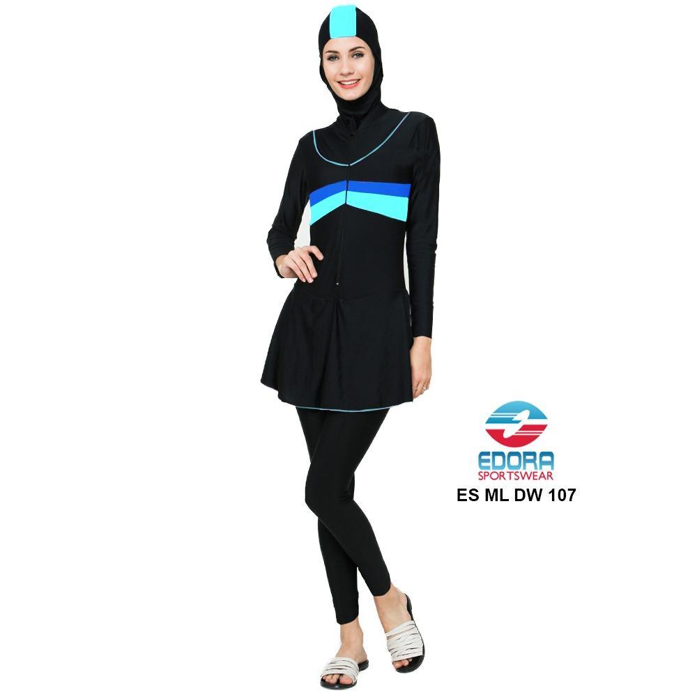 Baju Renang Muslimah ES ML DW 107