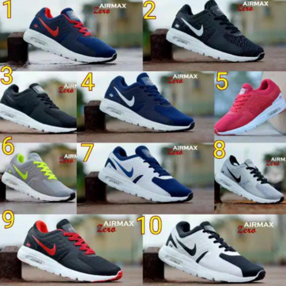 Promo Sepatu Nike Airmax Zero Joging pria Running Casual Murah made in  vietnam Olahraga Lari Fashion 4bd2d97d6a