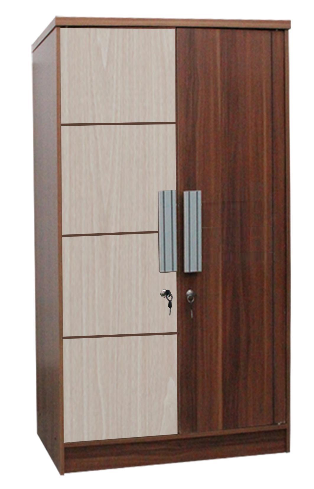 Lemari kayu minimalis Pakaian Anak BL LA - 456