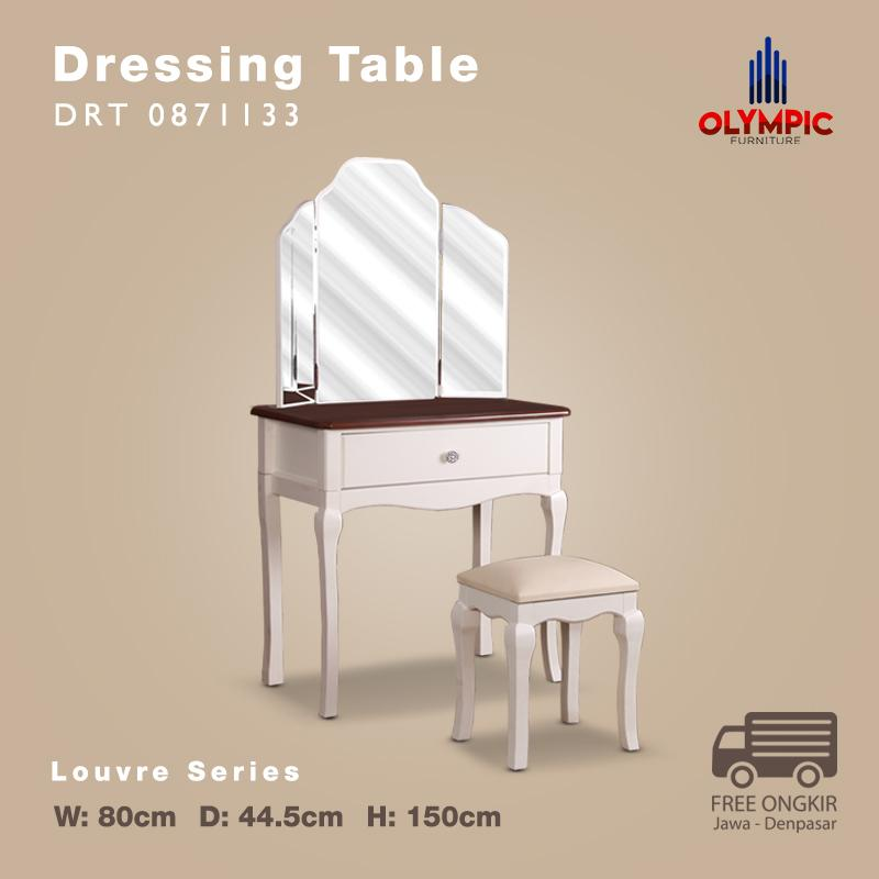 Olympic Louvre Series Dressing Table Meja Rias European Style - DRT 0871133