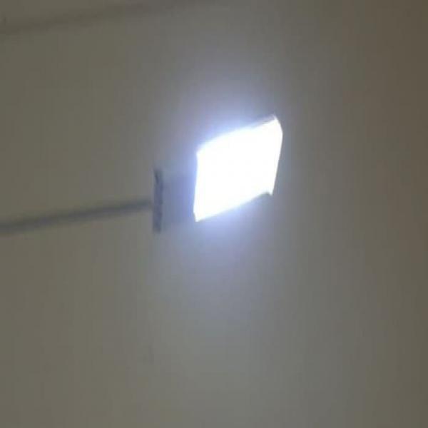GREATEST PRO Lampu Jalan Mini Lampu Tiang Lampu Taman 15 Led 130 Lm L