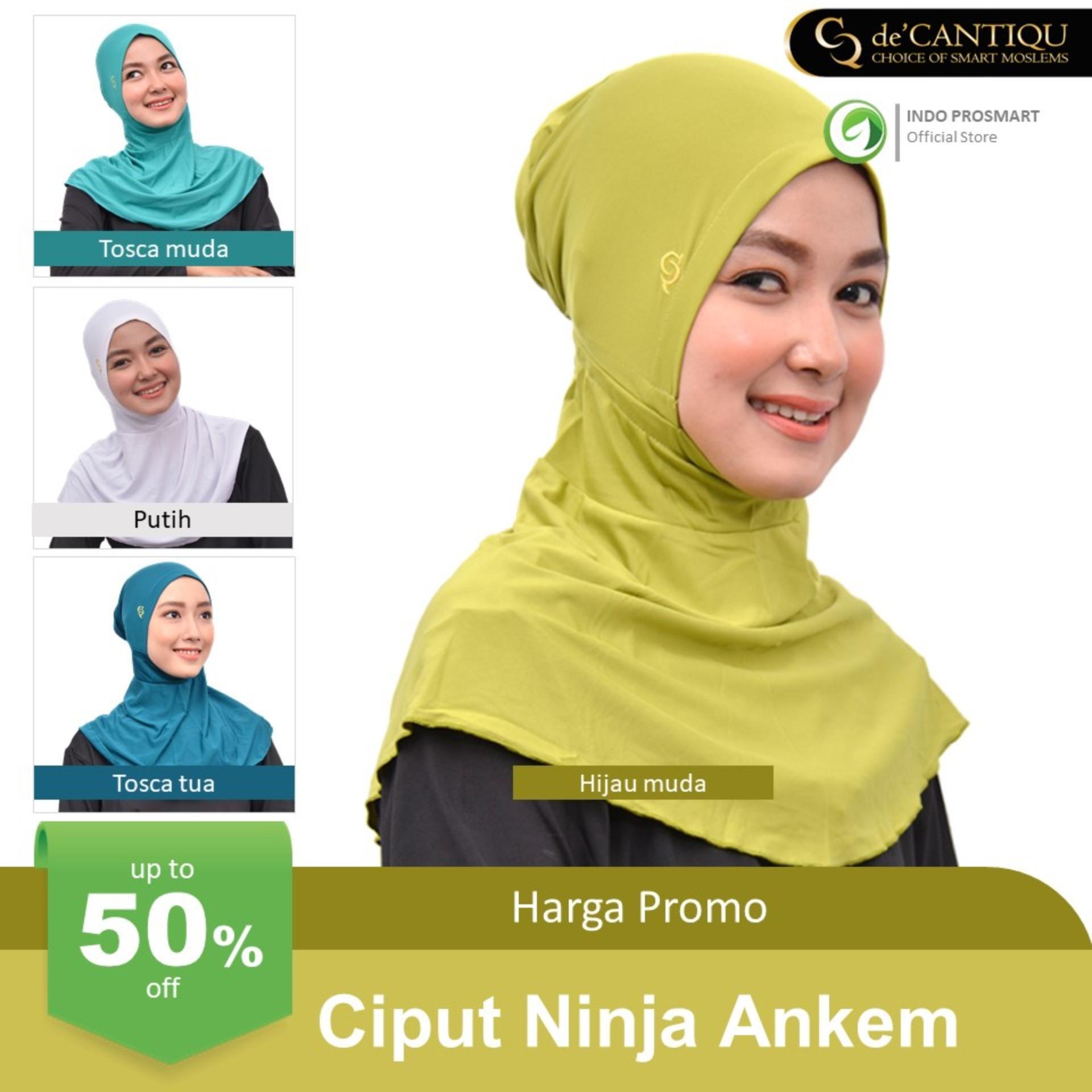 Ciput Ninja / Ciput Antem / Ciput Ankem Resleting De'Cantiqu / Ciput / Inner