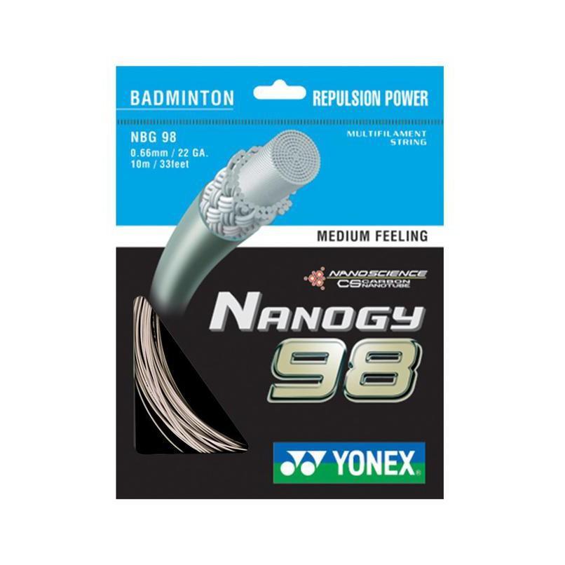 JUAL SENAR RAKET BADMINTON/BULUTANGKIS YONEX NANOGY 98 SPESIAL